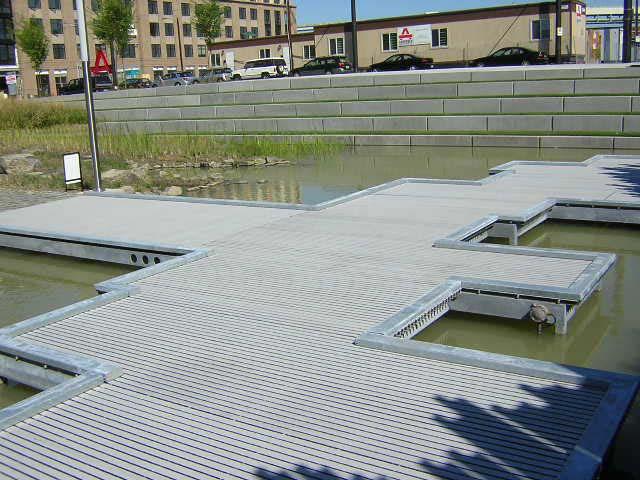 Docks Amp Decking Market Fibergrate Composite Structures