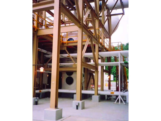 Fiber Glass Reinforced Plastic Tan Structural Shapes