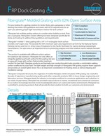 62% Open Area -ADA Compliant Dock Grating _Page _1